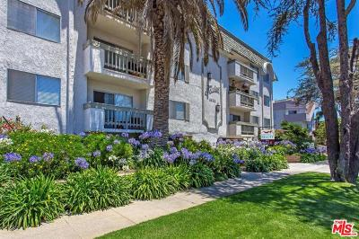 Santa Monica Condo/Townhouse For Sale: 1021 12th Street #106