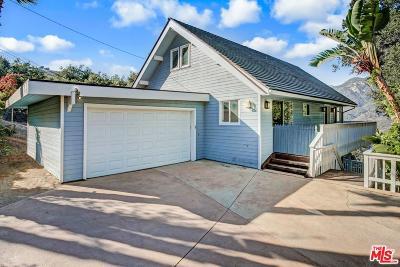 Malibu Single Family Home For Sale: 26235 Idlewild Street