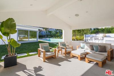 Pacific Palisades Single Family Home For Sale: 16163 Anoka Drive