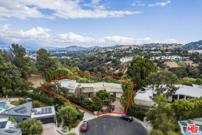 Encino Single Family Home For Sale: 16110 Meadowview Drive