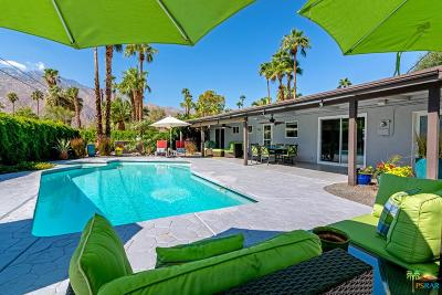 Palm Springs Single Family Home For Sale: 2015 East Belding Drive