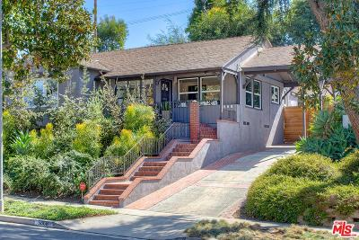 Single Family Home For Sale: 5868 West 78th Street