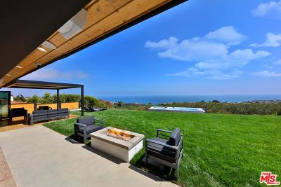 Pacific Palisades Single Family Home For Sale: 18038 Blue Sail Drive