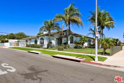 Single Family Home For Sale: 3669 West 60th Street