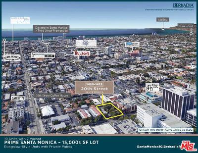 Los Angeles County Residential Income For Sale: 1420 20th Street