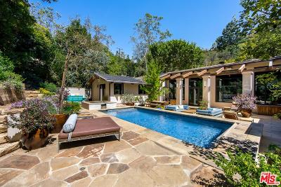 Los Angeles Single Family Home For Sale: 1787 Old Ranch Road