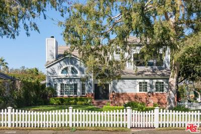 Studio City Single Family Home For Sale: 12303 Milbank Street