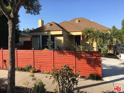 Single Family Home For Sale: 8921 Sawyer Street