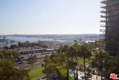 Marina Del Rey Condo/Townhouse For Sale: 13650 Marina Pointe Drive #902