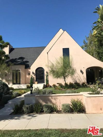 Beverly Hills Single Family Home For Sale: 205 South Roxbury Drive