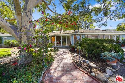 Los Angeles County Single Family Home For Sale: 7119 Fernhill Drive