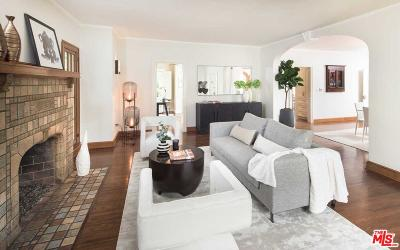 Los Angeles Single Family Home For Sale: 1950 North Normandie Avenue