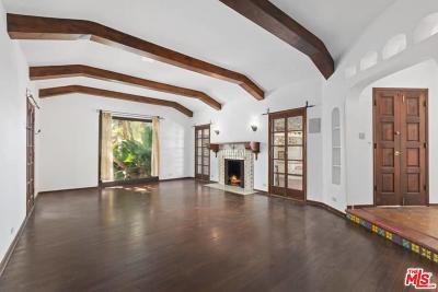 Single Family Home For Sale: 1675 Angelus Avenue