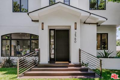 Single Family Home For Sale: 2560 Colby Avenue