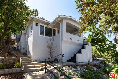 Los Angeles Single Family Home For Sale: 6170 Outlook Avenue