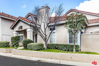 Simi Valley Condo/Townhouse For Sale: 610 Geranium Lane #E