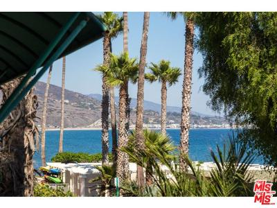 Malibu CA Condo/Townhouse For Sale: $1,200,000