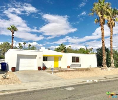 Palm Springs Single Family Home For Sale: 1370 East Adobe Way
