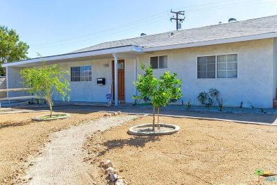Palm Desert Single Family Home For Sale: 77765 California Drive