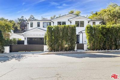 Los Angeles Single Family Home For Sale: 1025 North Bundy Drive