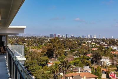 Santa Monica Condo/Townhouse For Sale: 535 Ocean Avenue #PH