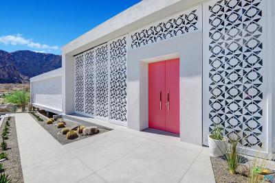 Palm Springs Single Family Home For Sale: 884 South La Mirada Circle
