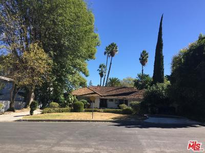 Encino Single Family Home For Sale: 4778 Zelzah Avenue