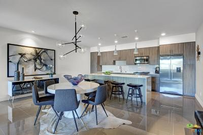 Palm Springs Condo/Townhouse For Sale: 119 The Riv #58
