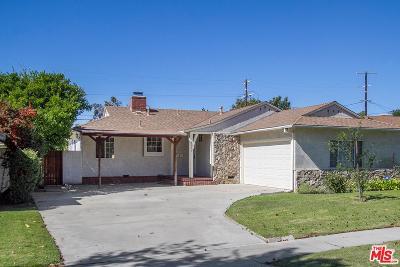 Valley Village Single Family Home For Sale: 5907 Radford Avenue