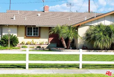 Anaheim Single Family Home For Sale: 630 South Archer Street