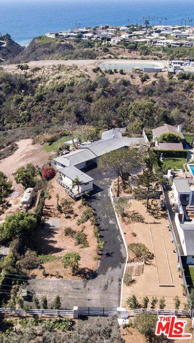 Malibu Single Family Home For Sale: 6731 Wandermere Road