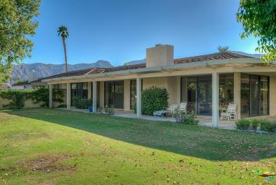 Rancho Mirage Single Family Home For Sale: 83 Princeton Drive