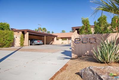 Palm Springs Condo/Townhouse For Sale: 860 North Indian Canyon Drive #3