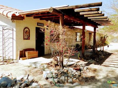 Desert Hot Springs Single Family Home For Sale: 18400 Ford Avenue