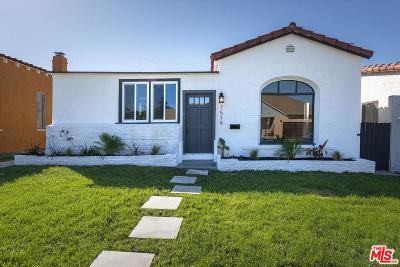 Los Angeles Single Family Home For Sale: 7519 8th Avenue