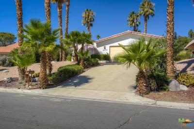 Desert Hot Springs Single Family Home For Sale