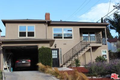 Los Angeles Single Family Home For Sale: 6312 South Verdun Avenue
