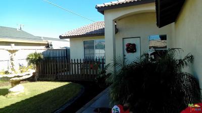 Desert Hot Springs Single Family Home For Sale: 13278 Del Ray Lane