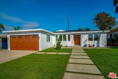 Single Family Home For Sale: 8030 Alverstone Avenue