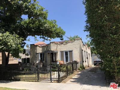 Single Family Home Active Under Contract: 2418 Walnut Avenue