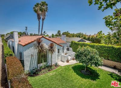 Single Family Home For Sale: 170 North Poinsettia Place