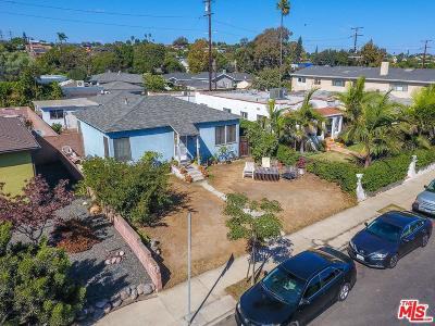 Venice Single Family Home For Sale: 815 Commonwealth Avenue