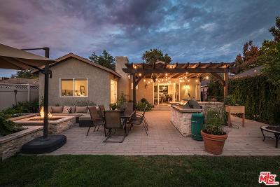 Toluca Lake Single Family Home For Sale: 4913 Cartwright Avenue