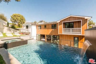 Los Angeles County Single Family Home For Sale: 217 South Bentley Avenue