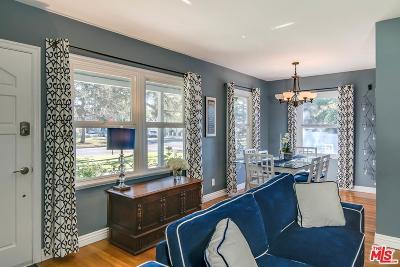 Single Family Home For Sale: 5265 South Slauson Avenue