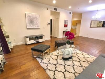 Los Angeles Condo/Townhouse For Sale: 917 South New Hampshire Avenue #102