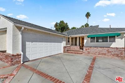 Van Nuys Single Family Home Active Under Contract: 14761 Marlin Place