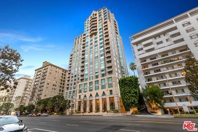 Los Angeles County Condo/Townhouse For Sale: 10727 Wilshire Boulevard #2005
