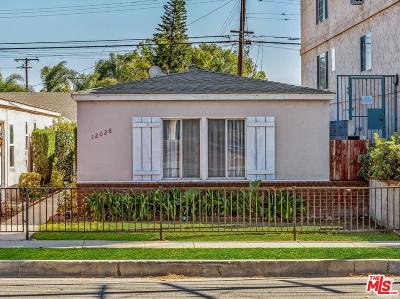Residential Income For Sale: 12028 Culver
