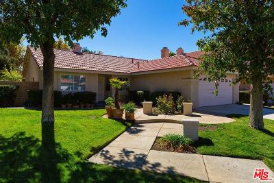 Palmdale Single Family Home For Sale: 3146 Fulham Court